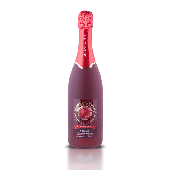 Amore Frutti – Strawberry Moscato